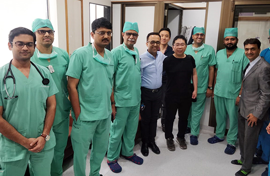 CTO Workshop done at Apollo CVHF Heart Institute