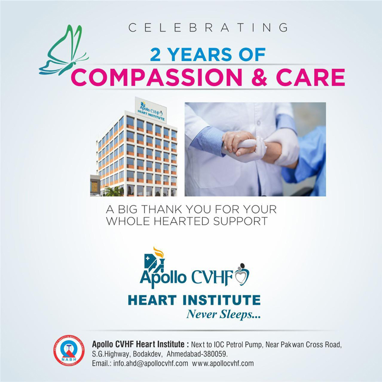 Celebrating 2 Years of Compassion & Care